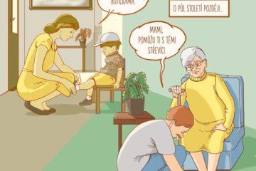 Smyslová aktivizace pro seniory